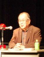 【発表者】   シニアふれあいサロンin西門 代表 阿部 毅 氏
